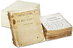 Oh My Past.Memoirs of a Child [Unknown Manuscript Translation of the Autobiography of French writ...