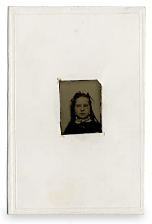 [Envelope with Inset Miniature Tintype Portrait of Isabella Jane Hawthorn]