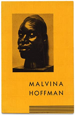 [Women Sculptors & Race] Malvina Hoffman