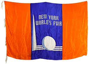 [1939-1940 New York World's Fair Flag]