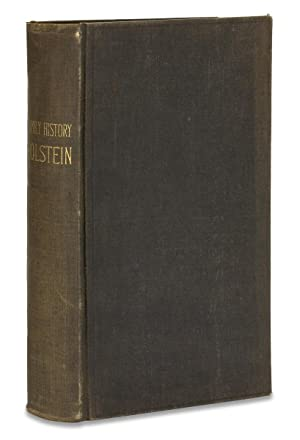 Swedish Holsteins in America from 1644 to 1892. [Inscribed by the Author]