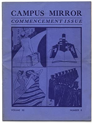 [Spelman College:] Campus Mirror. Commencement Issue. Volume XX. 1944 Number 8