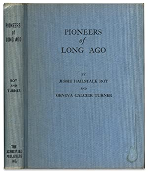 Pioneers of Long Ago. [Lois Mailou Jones, Illustrator]