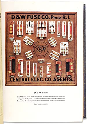 General Catalogue Number 39. Electrical Supplies. Central Electric Company