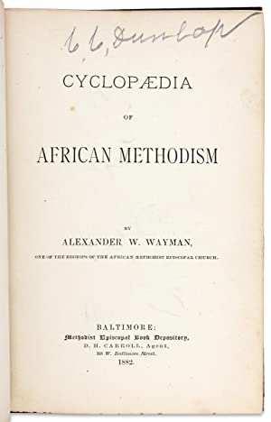 Cyclopaedia of African Methodism