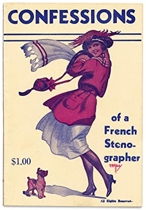 Confessions of a French Stenographer [cover title]