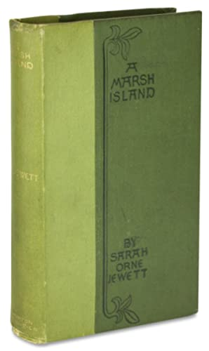 A Marsh Island. [First Edition, first printing of First Gay American Novel]