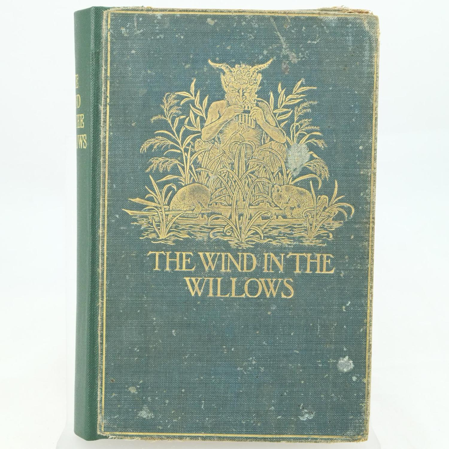 an analysis of the wind in the willows by kenneth grahame The wind in the willows [free full audiobook online listen] by kenneth grahame english audio books - best free full audiobooks online the wind in the.