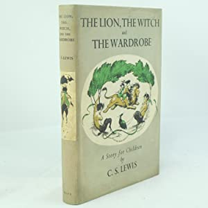 The Lion, the Witch and the Wardrobe: C S Lewis