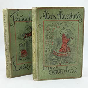 People's Edition Pair of Lewis Carroll Alice's Adventures: Lewis Carroll