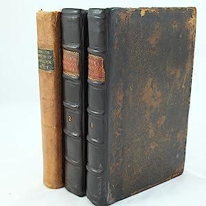 All 3 Volumes of The Adventures of: Daniel Defoe