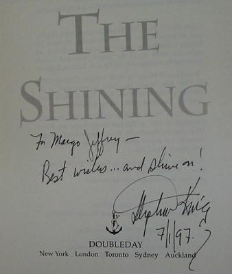 The Shining: Stephen King