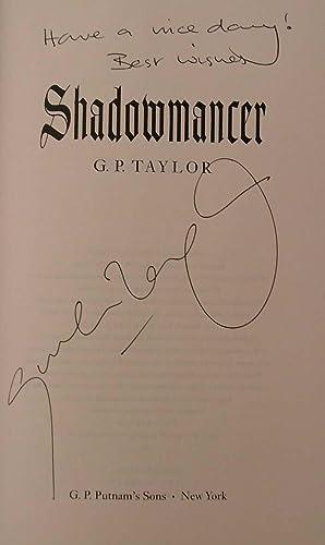 Shadowmancer: G P Taylor