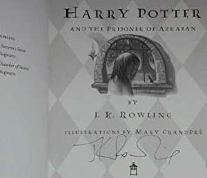 Harry Potter and the Prisoner of Azkaban: J K Rowling