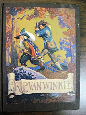 Rip Van Winkle: Irving, Washington Illustrated