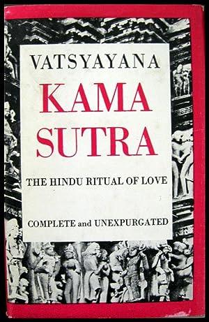 Kama Sutra: The Hindu Ritual of Love: Vatsyayana