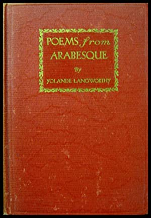 Poems from Arabesque: Langworthy, Yolande (Frances