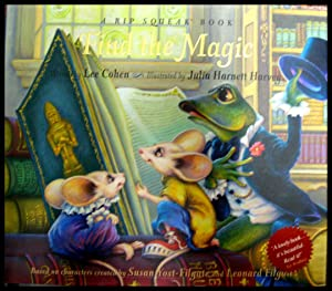 Fine the Magic: A Rip Squeak Book