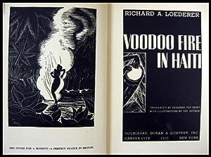 Voodoo Fire in Haiti: Loederer, Richard A