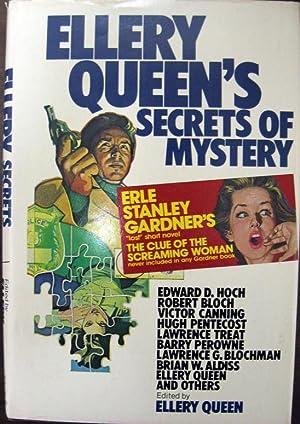 Ellery Queens' Secrets of Mystery Volume 38: Queen, Ellery, edited