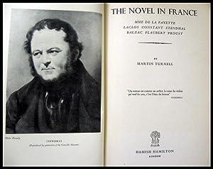 The Novel in France: Mme de La: Turnell, Martin