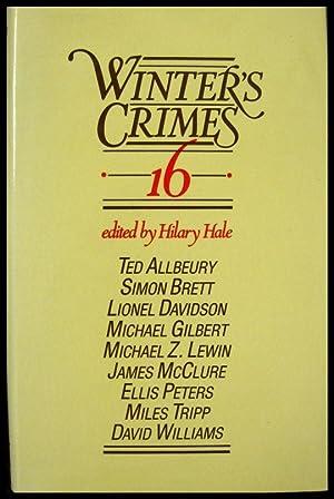 Winter's Crimes 16: Allbeury, Ted] [Brett,