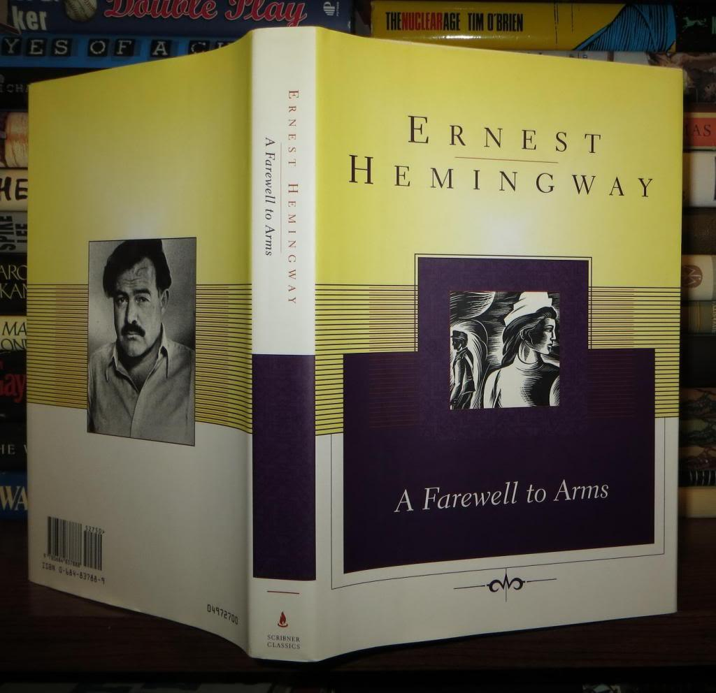 a farewell to arms by ernest hemingway first edition abebooks