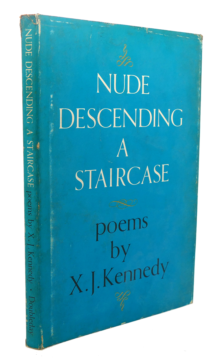 nude descending a staircase poem review The message in the poem, nude descending a staircase written by x j kennedy, is about a woman who has nothing on her mind (l 4) however readers may respond thinking that the woman kennedy is talking about is a nude with emotions and stress factors that she wants to get rid of.