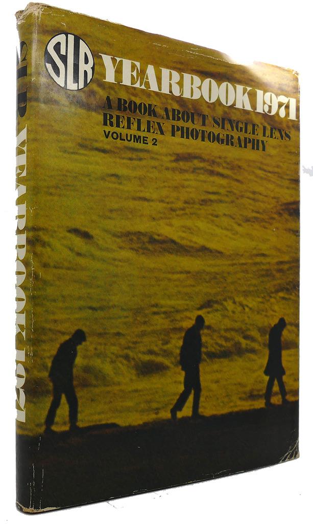 SLR YEARBOOK 1971 Peter Dean (editor) Hardcover