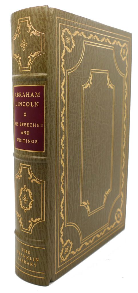 ABRAHAM LINCOLN : Franklin Library Abraham Lincoln Hardcover