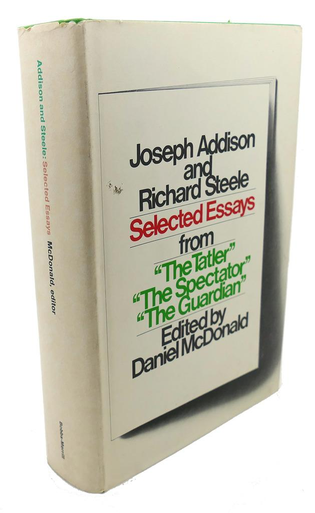 essays by addison steele abebooks