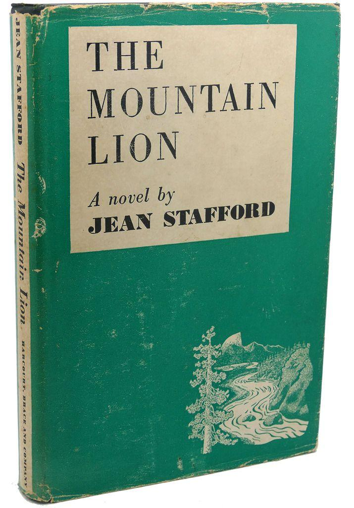 THE MOUNTAIN LION Jean Stafford