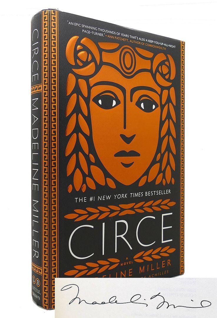 Circe Signed 1st