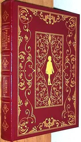 THE PRINCESS AND THE GOBLIN Easton Press: MacDonald, George; Jessie Willcox (Illustrator)
