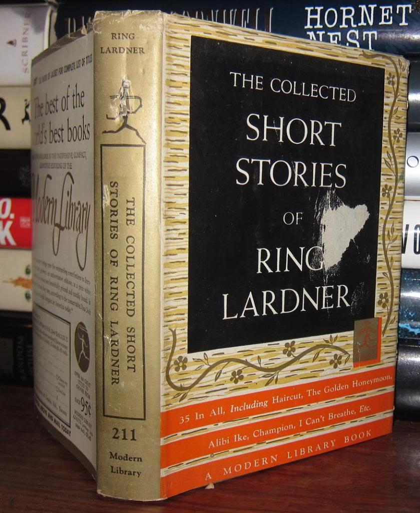 Collected Short Stories Ring Lardner Abebooks