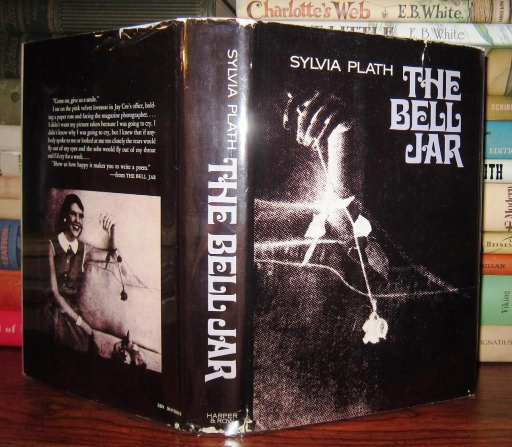 bell jar by plath first printing first edition