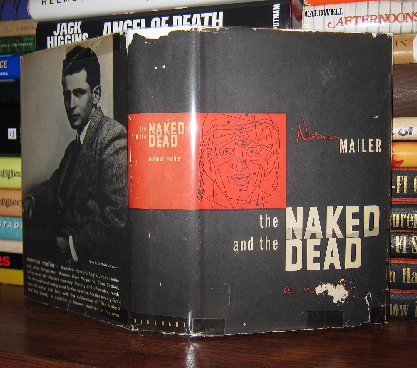The Naked and the Dead (Literature) - TV Tropes