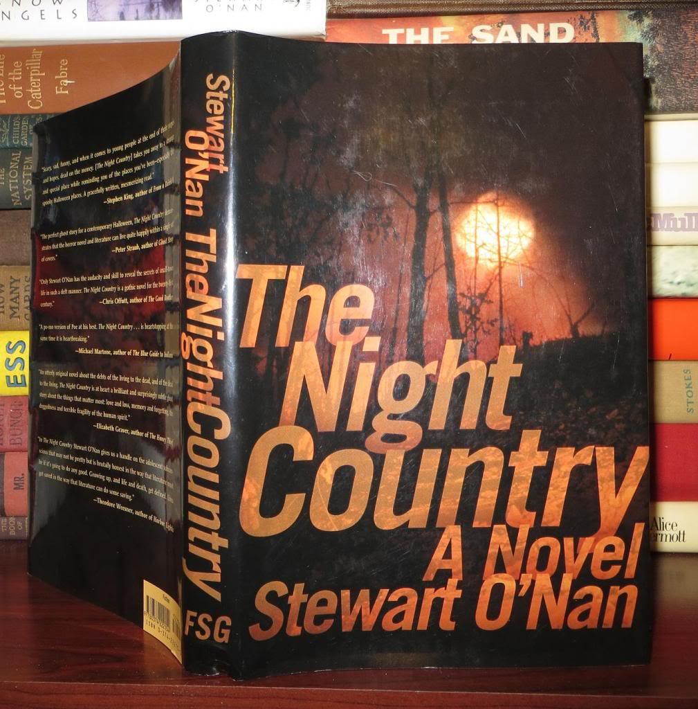 The Night Country Stewart Onan