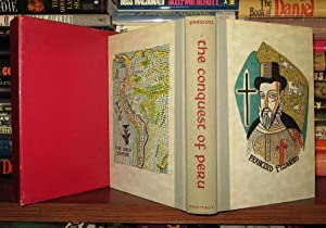 HISTORY OF THE CONQUEST OF PERU: Prescott, William H.