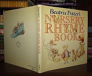 BEATRIX POTTER'S NURSERY RHYME BOOK: Potter, Beatrix