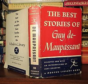 THE BEST SHORT STORIES OF GUY DE: Maupassant, Guy De