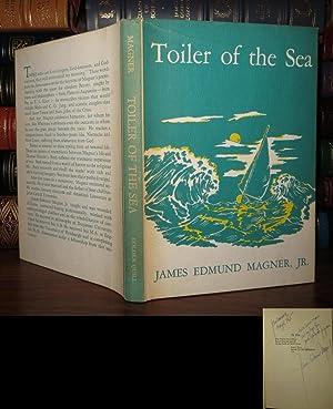 TOILER OF THE SEA Signed 1st: Magner, James Edmund,