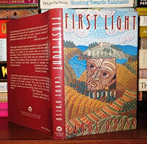 FIRST LIGHT A Magical Journey: O'Biso, Carol