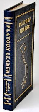 PLATOON LEADER Easton Press: McDonough, James R.