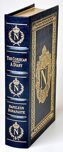 THE CORSICAN DIARY Easton Press: Bonaparte, Napoleon