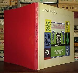 HENRI MATISSE Paper Cut-Outs: Cowart, Jack & Jack D. Flam & Dominique Fourcade & John Hallmark Neff...