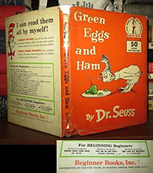 GREEN EGGS AND HAM: Seuss, Dr. -
