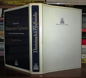 THE PENTATEUCH AND HAFTORAHS: Hertz, Dr J. H.