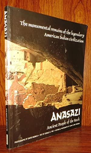 ANASAZI Ancient People of the Rock: Pike, Donald