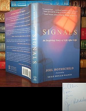 SIGNALS Signed 1st: Rothschild, Joel & Neale Donald Walsch & Marc Allen